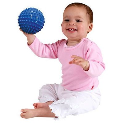 Halilit 10cm Sensory Ball,Textured Ball, Tactile ball, Therapy ball, tactile balls, therapy balls, exercise balls, activity balls for children with special needs